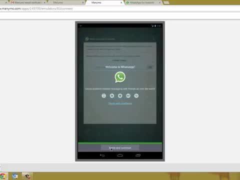 روش نصب Whatsapp روی کامپیوتر