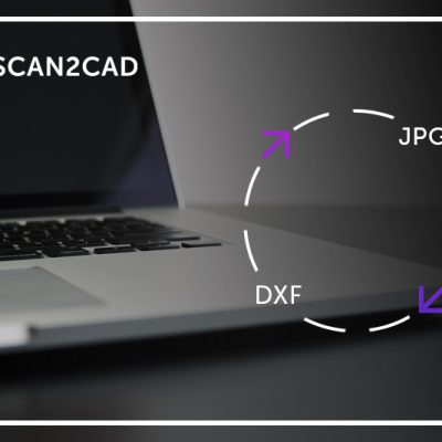نرم افزار Scan2CAD v7 pro