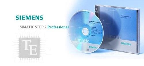 نرم افزار Simatic Step 7 Professional