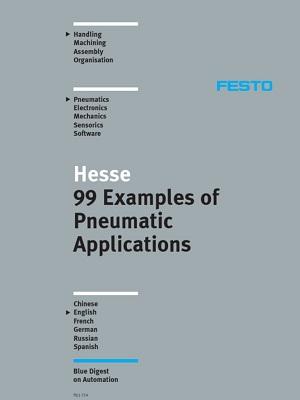 ۹۹ مثال کاربردی پنوماتیک