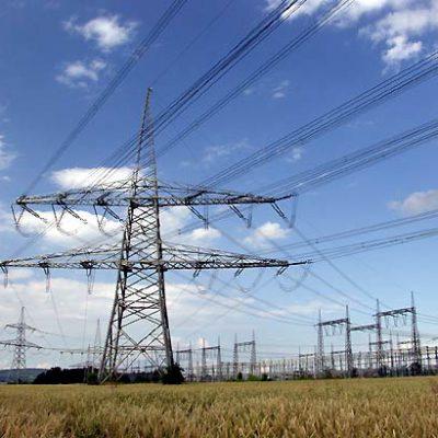 افزایش ظرفیت انتقال توان خطوط هوائی