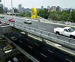 پل روگذر بزرگراه امام اصفهان