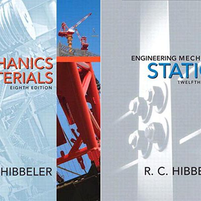 Mechanics of Materials-Statics-Hibbeler