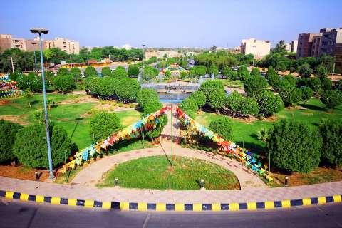توسعه همگون پارک و فضای سبز شهری