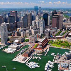 طراحی شهری در بوستون