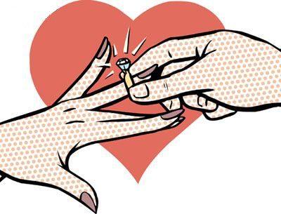 عشق قبل از ازدواج یا بعد از آن