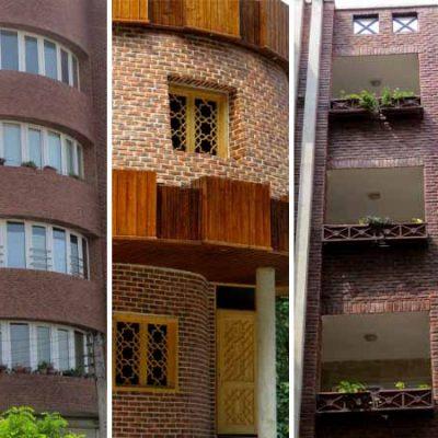 معماری آجر در شهرهای هزاره جدید