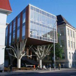 نگرش های ادراکی به فضای معماری