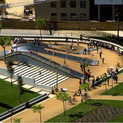 خلق و توسعه فضاهای شهری