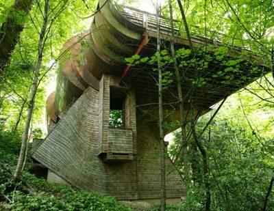 معماری و طبیعت