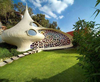 الگوهای معماری و طبیعت