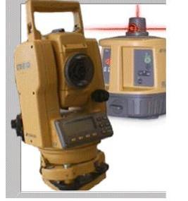 دوربین نقشه برداری تاپ کن TOPCON GTS313