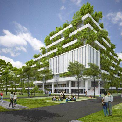 طبیعت در معماری