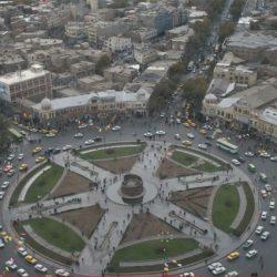 طراحی شهری همدان