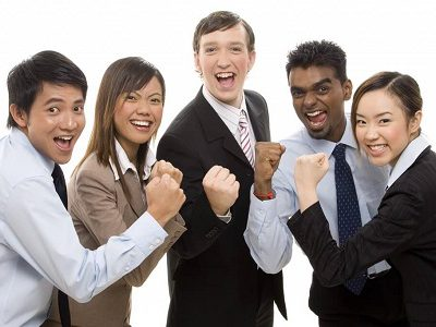 تیم مدیریتی قوی