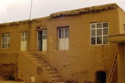 ساختار مسکن در روستاهای همدان