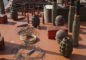 تاریخچه و ویژگی های مواد منفجره