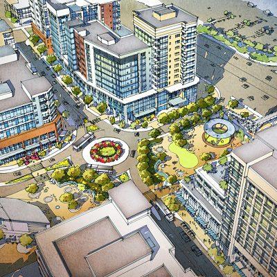 مفهوم طراحی شهری و انگاره های قطعیت پسند