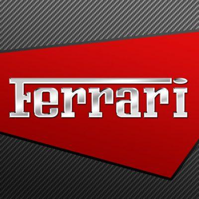 آموزش ساخت لوگو Ferrari