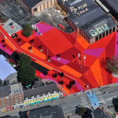 طراحی محله در شهر کپنهاگ