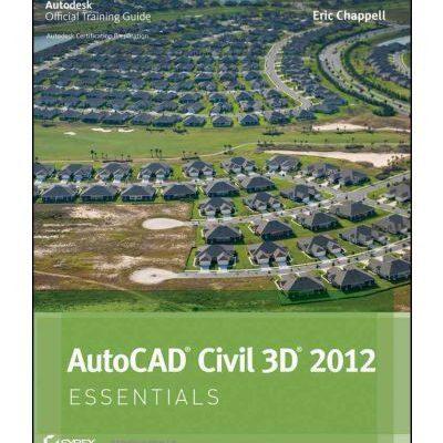 نرم افزار AutoCad Civil 3d