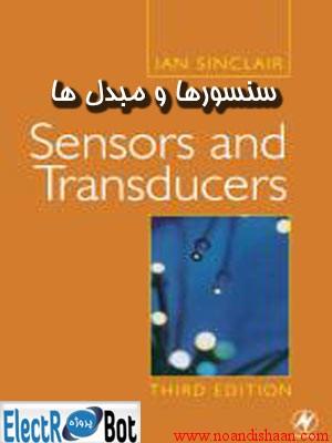 کتاب Sensors transducers