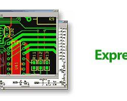 نرم افزار ExpressPCB