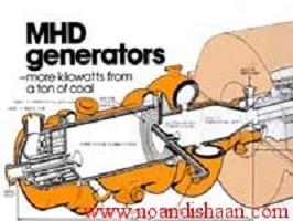 ژنراتور MHD