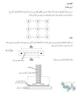 جزوه طراحی فنی ساختمان ۱