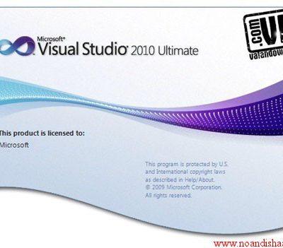 روش نصب visual studio 2010