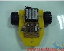 ساخت روبات مسیریاب