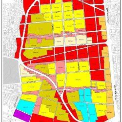 الگوی توسعه منطقه ۱۰ تهران