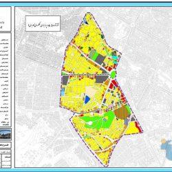 طرح تفصیلی ناحیه ۱۰ شهر سنندج