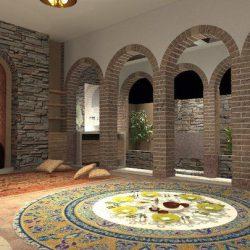 بازگشت به شیوه های سنتی در معماری مدرن