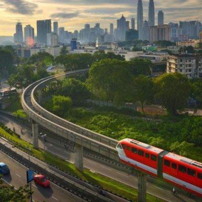 حمل و نقل ریلی کوالالامپور
