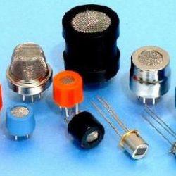 سنسور های گازی سری mq