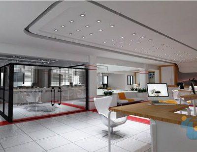 طراحی ساختمان های اداری و بانک ها