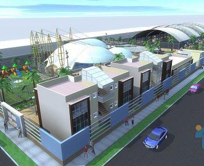 طراحی مکان های ورزشی - تفریحی