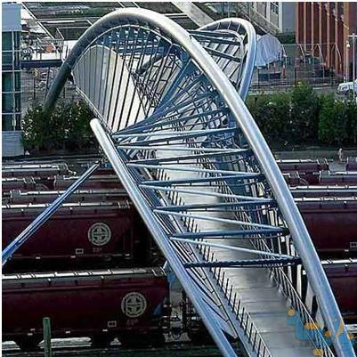 راهبردهای طراحی پل عابر پیاده