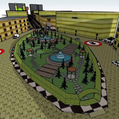 طرح شهرسازی ۴ - خیابان ستارخان