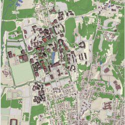 طرح جامع گردشگری Amherst