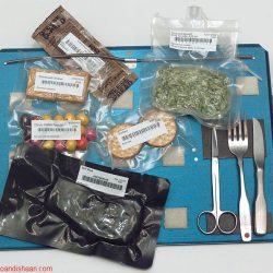 غذا در فضا