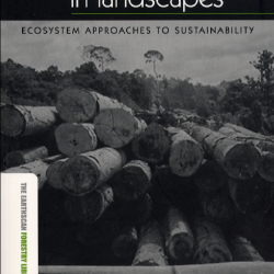 Forests in Landscapes ; Ecosystem approaches to sustainability