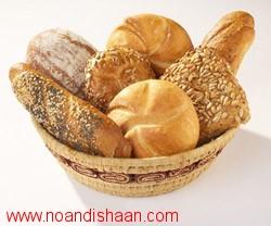 فرآیند تولید نان صنعتی