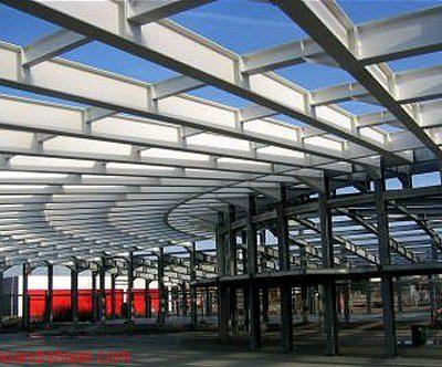 آموزش گام به گام طراحی سازه فولادی