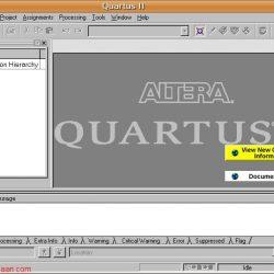 نرم افزار quartus