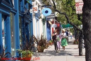 پیاده رو و حیات جمعی شهر