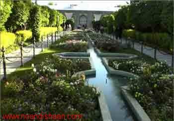 آب و باغ های ایرانی