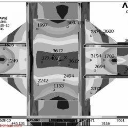 بررسی شکل پذیری اعضای ساخته شده از فولاد پرمقاومت و مقایسه آن با فولاد نرمه