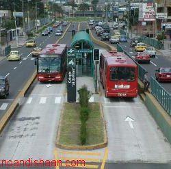 استاندارد خطوط BRT